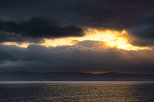 Fire Over Kintyre
