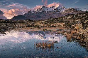Cuillin Reflections